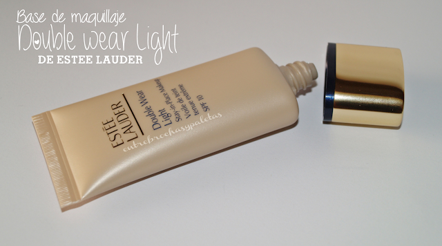 base maquillaje double wear light estee lauder