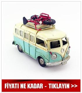 Nostaljik Vosvos Minibüs