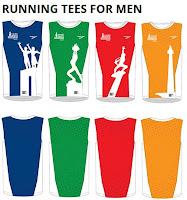 Kaus Lari Jakarta Marathon 2016