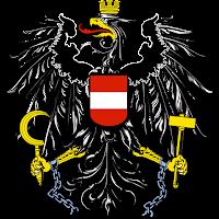 Logo Gambar Lambang Simbol Negara Austria PNG JPG ukuran 200 px