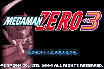 【GBA】洛克人Zero3代+金手指+密技,懷舊經典系列第三作!