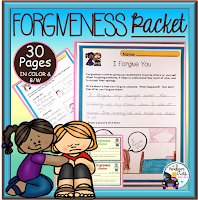 Forgiveness Character Education