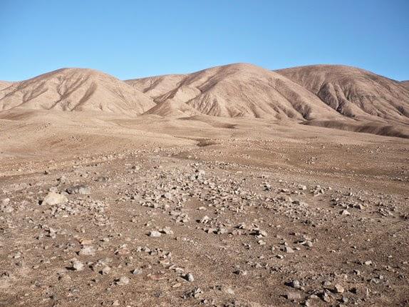 Resultado de imagen para Precipitaciones en el Desierto