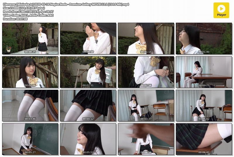 [Minisuka.tv] 2020-05-14 Nagisa Ikeda &Premium Gallery MOVIE 11.1 [214.0 Mb]