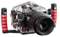 Nikon D3300 Underwater Camera Housing