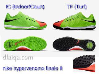 contoh sepatu futsal nike