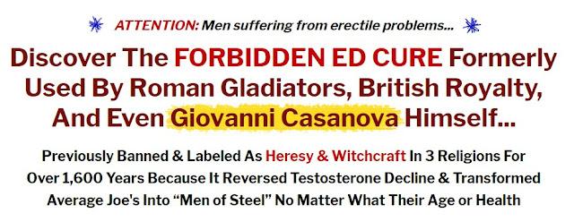 Legendary Potency - Forbidden Secrets Of Most Potent Men In History