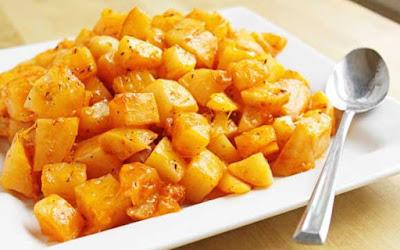 Как приготоваить картошку по - французски