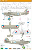 Avia B-534 IV serie, Eduard 1/48 scale model kit 8192 - inbox review