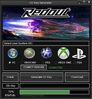 Redout CD Key Generator (Free CD Key)
