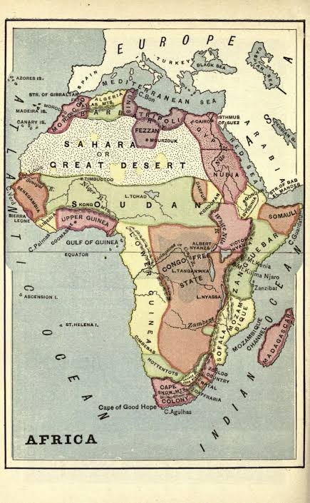 History of Africa before 1879