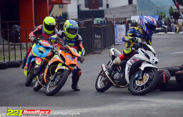 Hasil Kejurda Road Race 2017 Tulungagung, JATIM Maju di Sektor Sirkuit & Tata Lomba