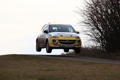 ADAC Opel Rallye Cup 2017