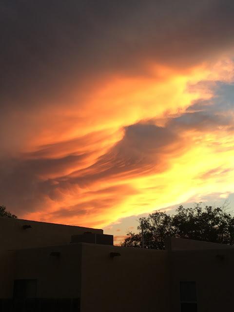 Albuquerque Sunset, Sunset Scenes
