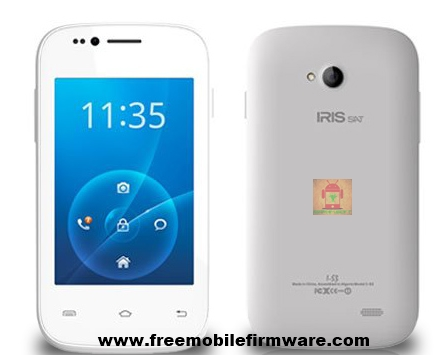 GUIDE TO FLASH IRIS I-S3 MT6572 TESTED FIRMWARE Tested Method