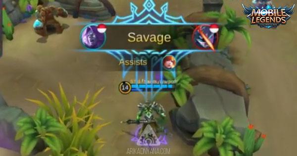 6 Hero Mobile Legends Yang Paling Mudah Mendapatkan Savage