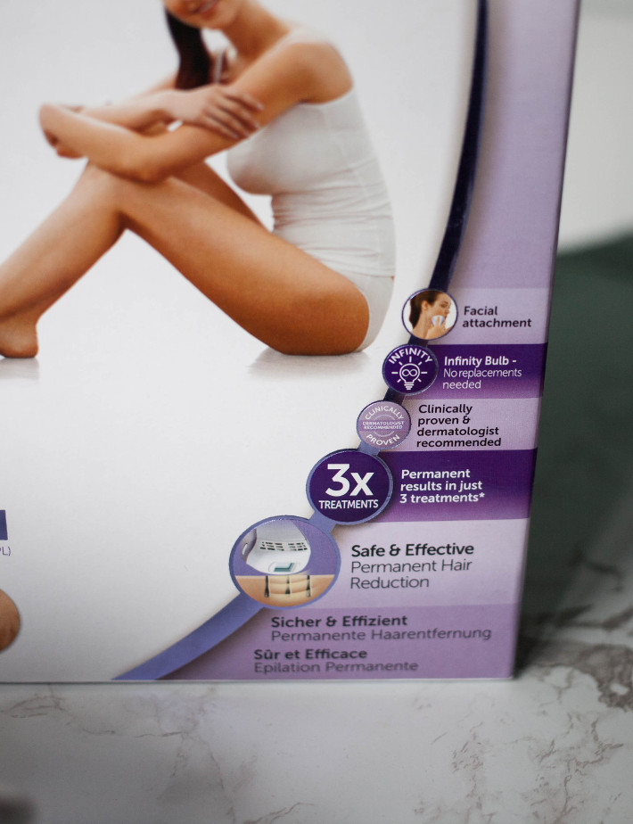 Beauty: diy laser hair removal at home review