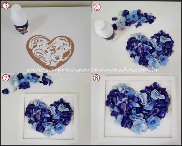flores plástico