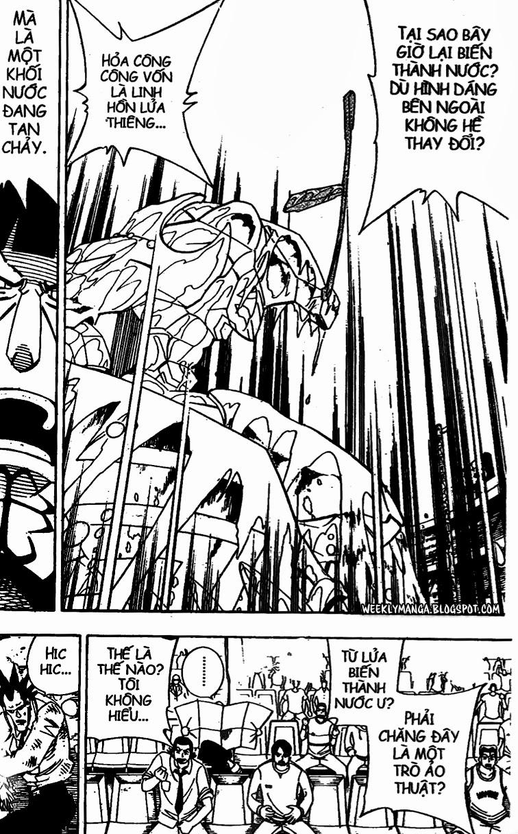 Shaman King [Vua pháp thuật] chap 140 trang 6