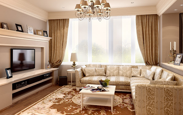 Thiết kế chung cư đẹp - Mẫu số 24