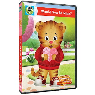Daniel Tiger's Neighborhood, PBS Kids, Valentine's Day
