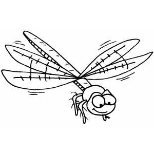 Ridethelowrider1 for Dragonfly coloring pages