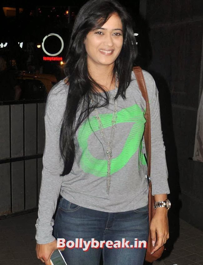 Shweta Tiwari, Bollywood Celebs at Jai Ho Special Screening