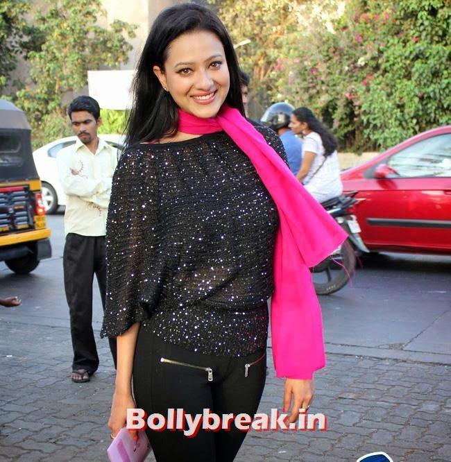 Madalasa Sharma, Madalasa Sharma at Road March Against Breast Cancer