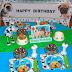 Έχει και ο σκύλος τα γενέθλια του!....