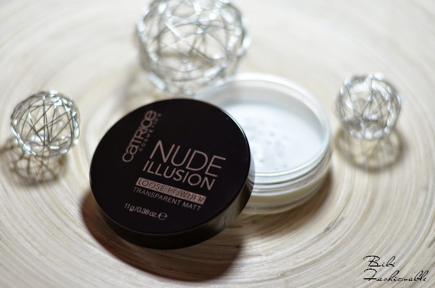 Catrice Nude Illusion Loose Powder