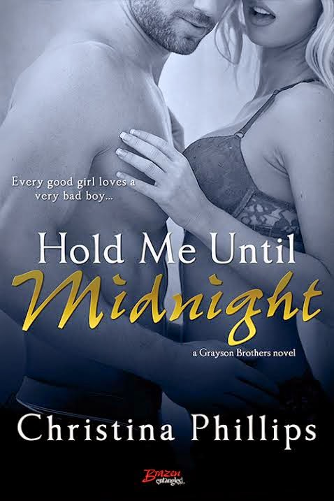 Christina Phillips: Cover Reveal! HOLD ME UNTIL MIDNIGHT