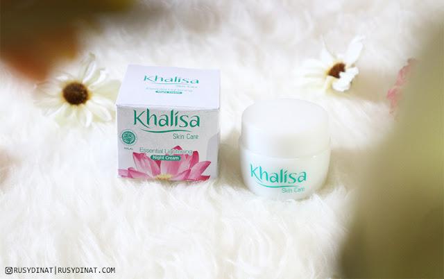 Khalisa Skincare Essential Lightening Series - Skincare Halal