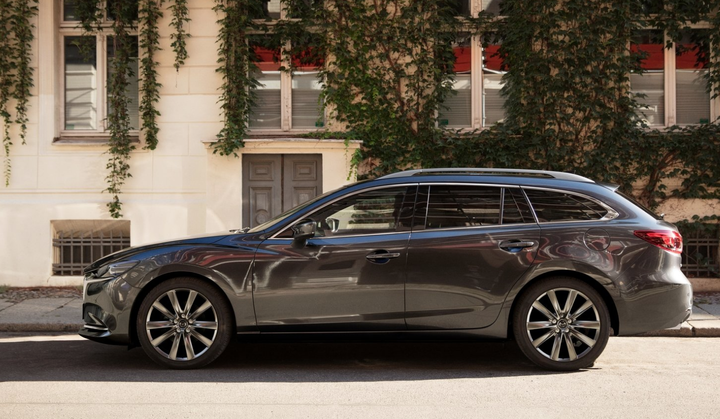 Kelebihan Mazda 6 Wagon 2019 Review