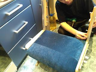 переделка кухни, настроение своими руками, перетяжка мебели, мягкая мебель реставрация, сделай сам, кухонный уголок