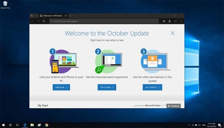 Sepertinya Banyak Perangkat Mendapatkan Windows 10 October 2018 Update