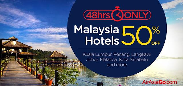 AirAsiaGo.com's 48-Hour Hotel Sale!
