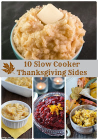 Save time, oven space, and sanity with this round-up of 10 Thanksgiving Side Dishes you can make in your slow cooker.