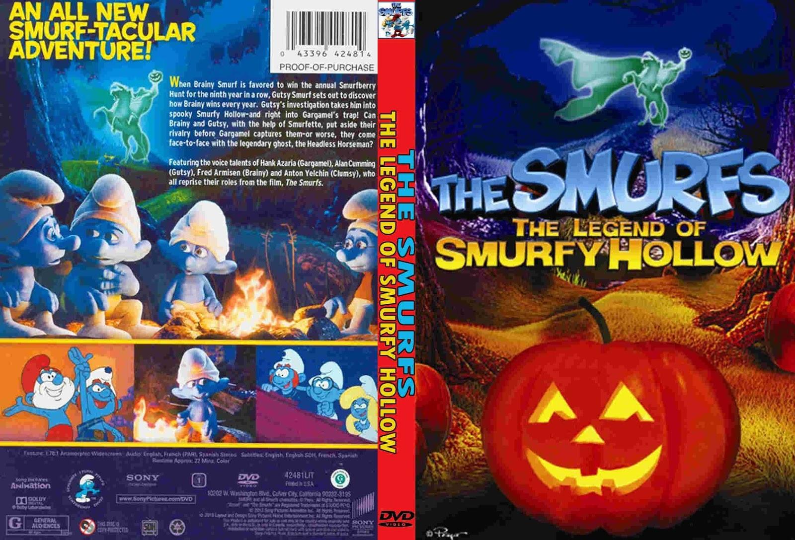 Smurfs: Ο Στρουμφοθρύλος της Στρουμφοκοιλάδας