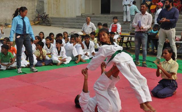 taekwondo-championship-baghola-village-palwal-haryana