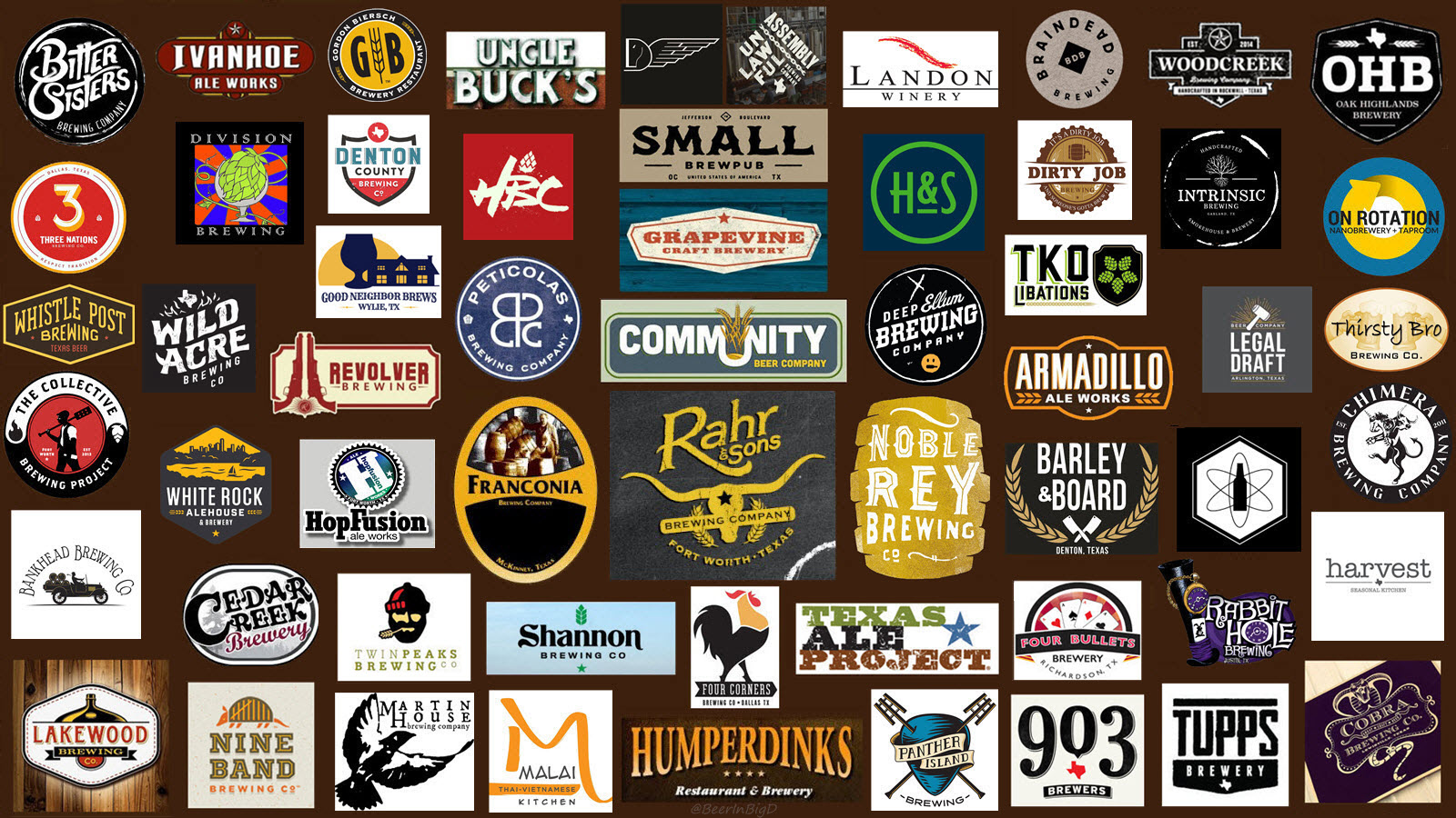 NEW 50 Sticker Lot ~Craft Beer Brew Label Brewery Distillery Pub FREE SHIPPING!