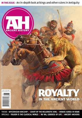 Ancient History Magazine 10, Jun-Jul 2017