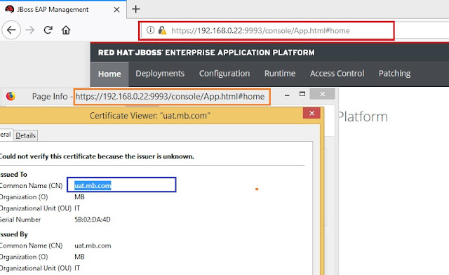 MiddlewareBox: SSL on JBOSS 7 1 Admin console & Application