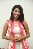 Aishwarya Lekshmi looks stunning in sleeveless deep neck gown with transparent Ethnic jacket ~  Exclusive Celebrities Galleries 085.JPG