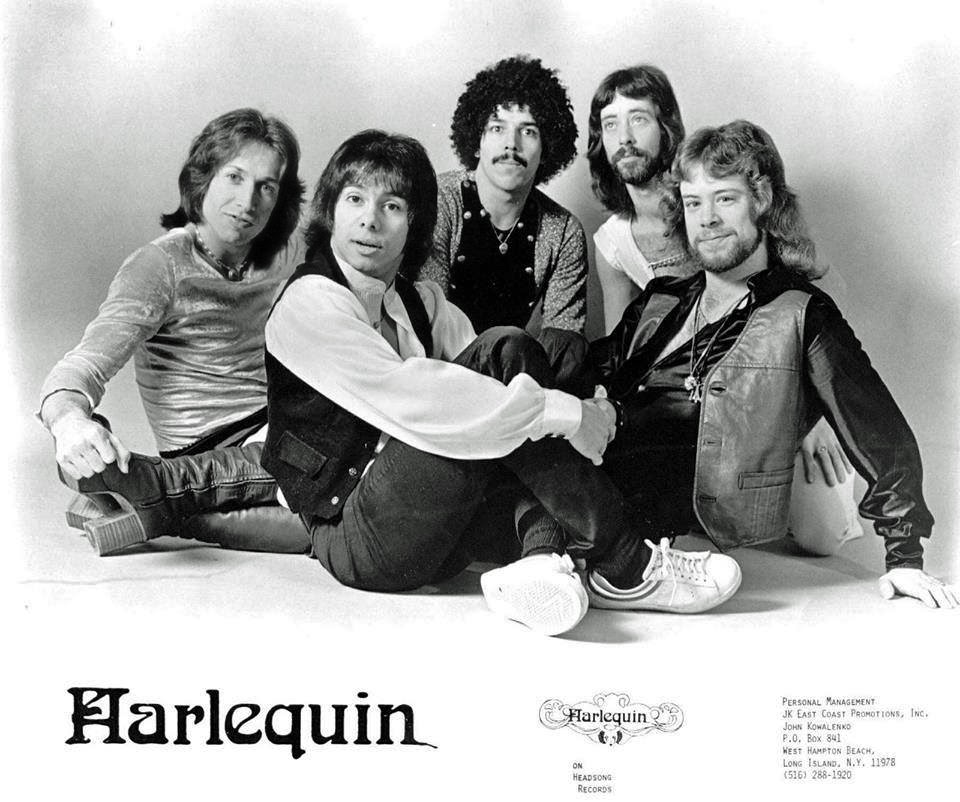 Harlequin (Not sure what band came first or lasted longer?)