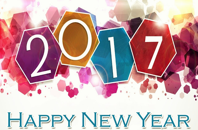 New Year Wishes Greetings 2017 Wallpaper Images