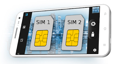Most of the handset manufacturer's, including the key players in the market, offer dual SIM smartphones