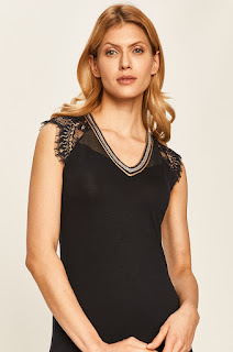 Bluza femei cu finisaje decorative