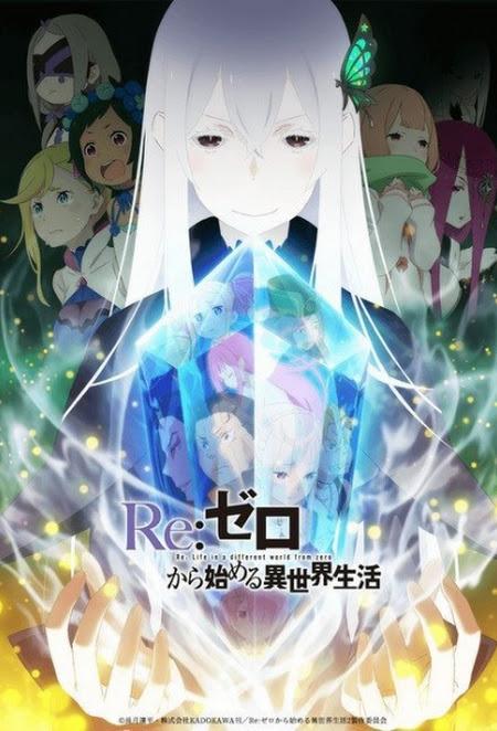 Re Zero : Тэгээс эхлэх зэргэлдээ ертөнц дэх амьдрал