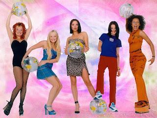 Spice girls Wannabe anniversary reunion