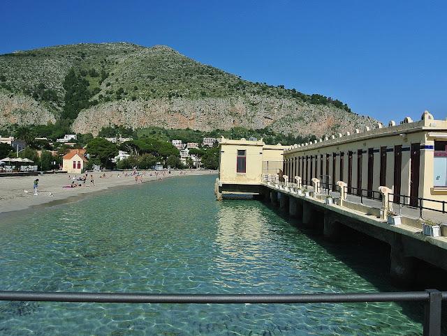 Mondello, Palermo, Sycylia